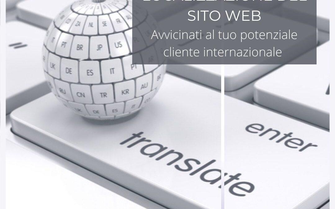 Traduzione e localizzazione siti web
